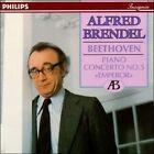 """Beethoven: Piano Concerto No. 5 """"Emperor""""; Fantasia (CD, Apr-1992, Philips)"""