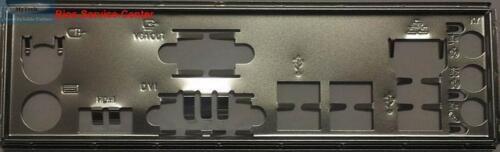 P8B75-M LE ASUS I//O IO SHIELD BLENDE BRACKET  P8B75-M