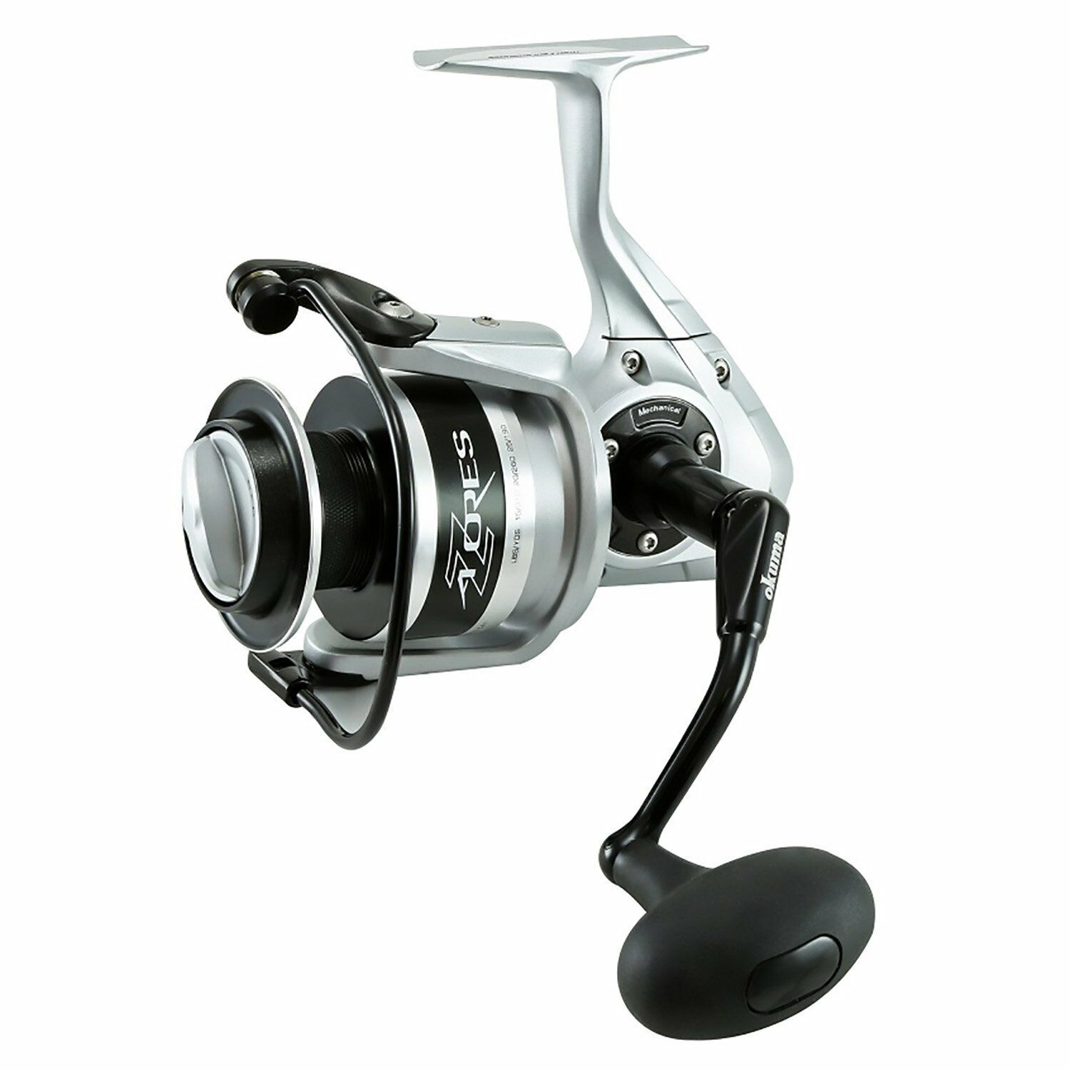 NEW Okuma Azores Aluminum SW Spinning Reel 5.8:1 6BB+1RB 15Lb 240yds 15Lb 6BB+1RB Z-55S eb1732