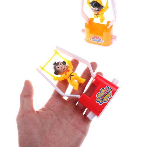 Baby Fun Gymnastic Monkey Flipping Toy Parent-child Interaction X-mas Gift Toy /&
