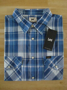 bae7c3a0ac 50% OFF!!   LEE  Western  Short Sleeve Shirt   M   L   Lovely Detail ...