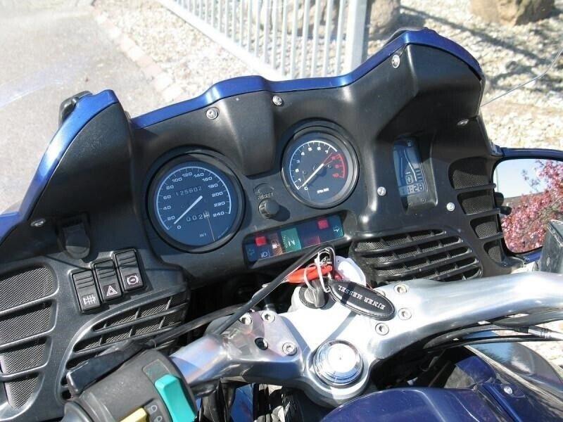 BMW, R 1100 RT, ccm 1100