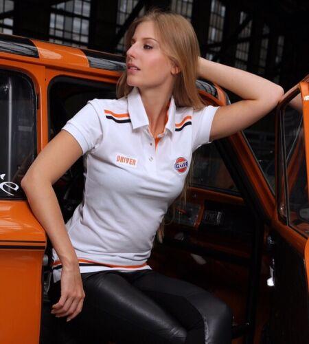 VK 69,90 € reg Lady Gulf Driver Polo von Grandprix Originals Nur 25,- € NEU