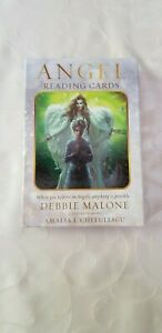 Angel-Reading-Cards-Debbie-Malone-englisch-Esoterik-Orakel-Tarot-Karten