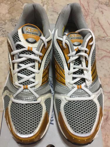 Bianco Reebok argento 720781 Verona Kfs Uomo Premier 1 Size11 oro 5 7xYYwqf0Wr