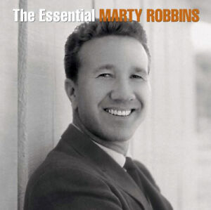 Marty-Robbins-The-Essential-Marty-Robbins-2-Disc-CD-NEW