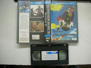 LE-AVVENTURE-DEL-BARONE-MUENCHHAUSEN-1988-VHS-italiano
