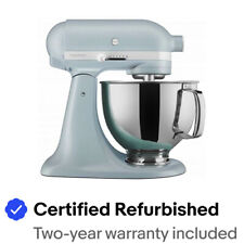 KitchenAid Stand Mixer tilt 5-Quart RRk150MB Misty Blue Artisan