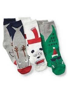 image is loading gap kids boys socks christmas holiday size small