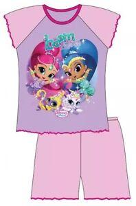Shimmer and Shine Short Summer Pyjamas 18-24 Months