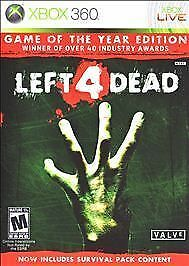 Left 4 Dead - Game of the Year Edition -Xbox 360 by Electronic Arts