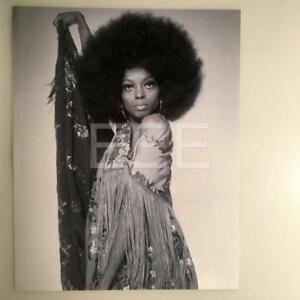 Diana-Ross-by-Photographer-Harry-Langdon-with-Embossed-Stamp-Photo-35L