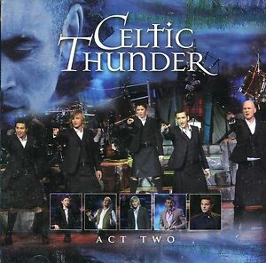 Celtic-Thunder-Act-2-CD-Free-UK-Shipping-Ships-From-UK
