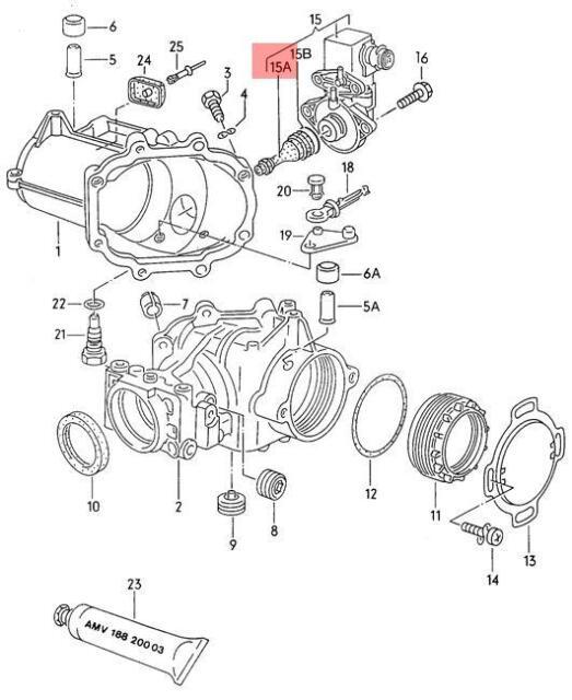 Buy Genuine Volkswagen Grommet Nos Passat Syncro 31 009525642 Online