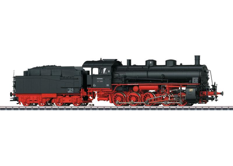 39553 locomotiva BR 57.5 DB mfx decoder serie una tantum  neu in OVP