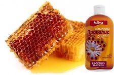 MILVA Shampoo Biologico con naturale PROPOLI Estratto-effetto rinfrescante 200ml