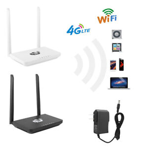 150Mbps Wireless WiFi Router 4G LTE Home CPE Dual Antenna Network