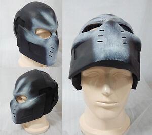 Crossbones Helmet Cosplay Captain America Civil War Helmet Brock Rumlow Helmet