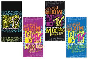 Strandtuch-MTV-Badetuch-Strandlaken-75-x-150-cm-Beach-Towel-MTV