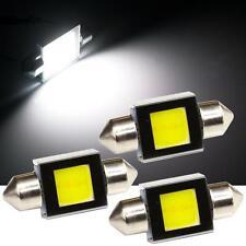 3 Stück 31mm POWER LED SMD Soffitte Innenraumbeleuchtung Sofitte weiß 12V KFZ