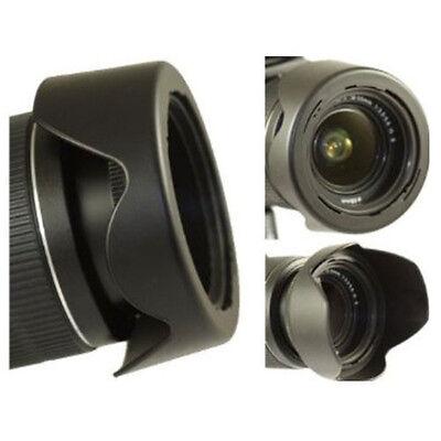 62mm Reversible Flower Lens Hood Sigma 18-200mm 18-250mm 105mm Tamron 18-200mm