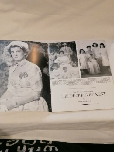 Pitkin Dutchess of Kent and her family