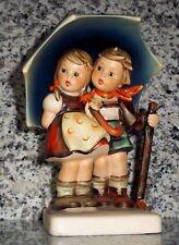 """Goebel Hummel Figur Hum 71 """"Unter einem Dach"""" FM 3 * größte Ausgabe * 15 cm hoch"""