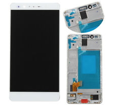 White for Huawei Honor 7 LCD Display Touch Screen Digitizer Assembly Frame 7h