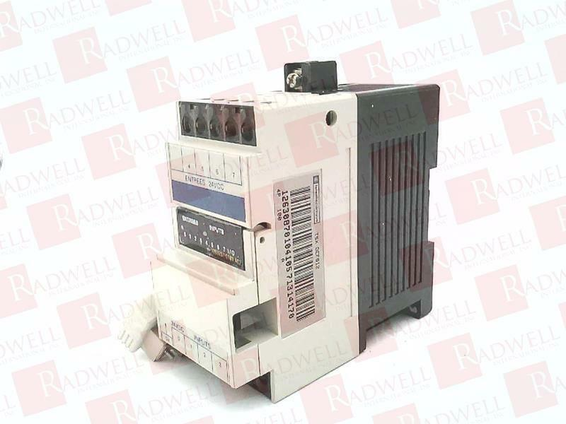 SCHNEIDER ELECTRIC TSX-DEF-812   TSXDEF812 (USED TESTED CLEANED)