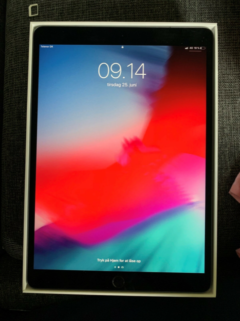 iPad Air 3, 64 GB, Perfekt, iPad air til salg. Den er til…