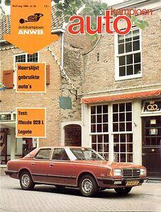 Diskret 1980 Autokampioen Magazin 33 Mazda 929l Legato Vw Modellen 1981 Formule 1 Duitsl Automobilia Berichte & Zeitschriften