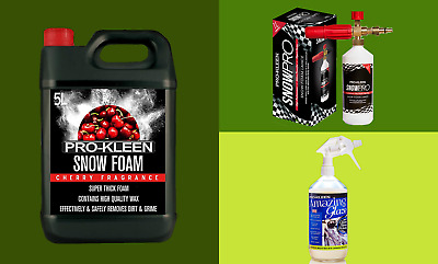 Up to 15% off Pro-Kleen Car Care Products