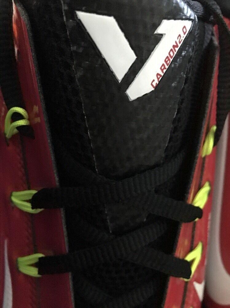 Nike vapor - elite 2014 td - spiel rot rot rot - schwarz - weiße sz 14 [631425-600] + tasche a39981