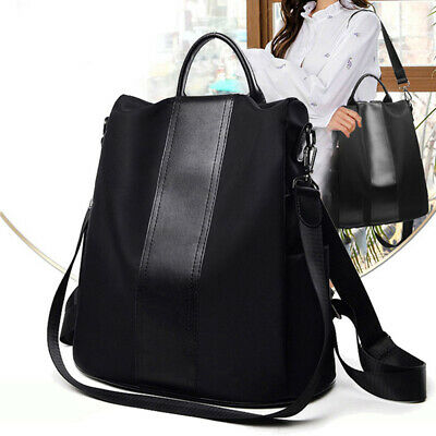 ec0eb0334092 Details about Women Backpack Purse Anti-Theft Rucksack Waterproof  Lightweight School Bag