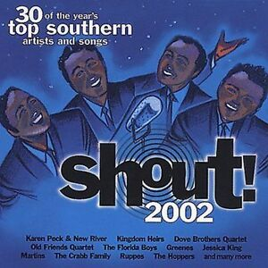 Shout 2002 By Various Artists CD Jan 2003 2 Discs Spring Hill