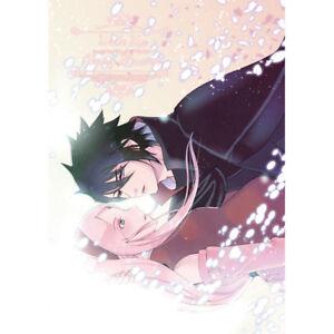 Naruto Doujinshi Sasuke X Sakura B5 88pages Hogege Wake Up Cherry