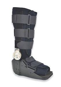 Adjustable-ROM-Range-of-Motion-Fracture-Boot-Ankle-Leg-Walker-Boot-Cast-Boot