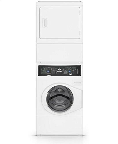 Speed Queen SF7000WG 27 Inch Gas Stacked Washer/dryer Laundry