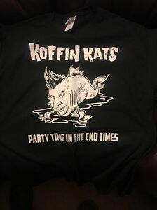 Koffin-Kats-3-Different-Shirts-New-Lot-Psychobilly