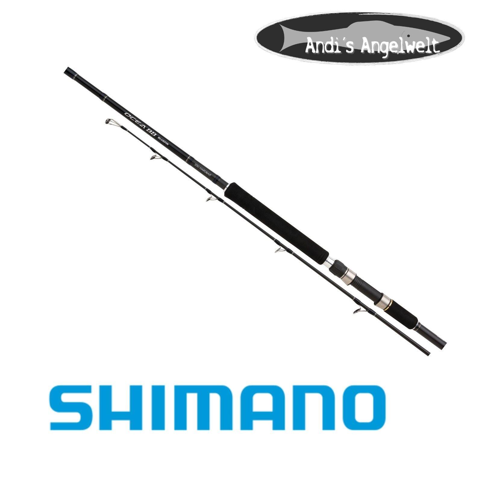 Shimano Ocea spinning BB blufin s79m-mare stadia/40-100g/2,13m