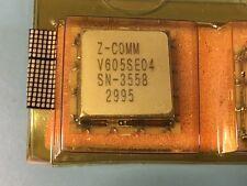 Lot Of 10 New Z Comm V605se04 Vco 1675 Mhz 1925 Mhz