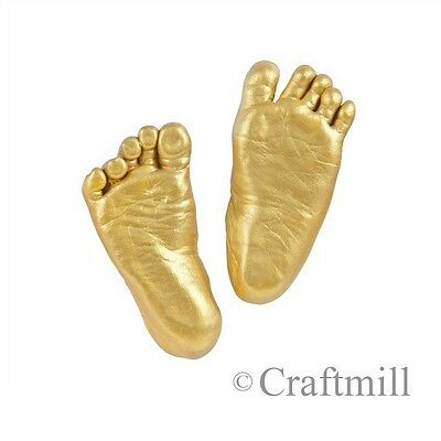 Large 3 D Baby Hand Foot Cast Or Body Casting Kit 3d