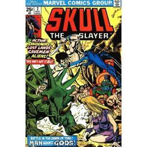 Skull-The-Slayer-2-in-Very-Fine-condition-Marvel-comics-8f