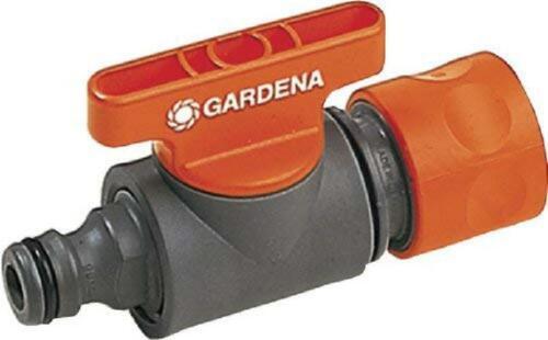 Ventil Zur Regulierung Und Absperrung Des Wasserdurchflu Gardena Regulierventil