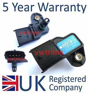 MAP Manifold Air Pressure Sensor 0281002437 93171176 73503657 Vauxhall Fiat