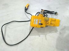 Harrington Hoists And Cranes Ner003sd 14 Ton 415460v Electric Chain Hoist