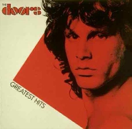 Greatest Hits [#2] by The Doors (CD, Nov-1995, Elektra (Label))