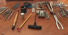 Vintage Set of 39 Small Engine Tools