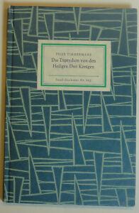 Insel- Bücherei Nr. 362 Das Triptychon von den Heiligen Drei Königen - Deutschland - Insel- Bücherei Nr. 362 Das Triptychon von den Heiligen Drei Königen - Deutschland