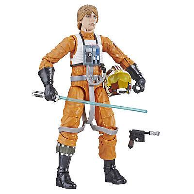 """Luke Skywalker X-Wing 6/"""" The Black Series STAR WARS Archive Hasbro 2019 MOC #2"""